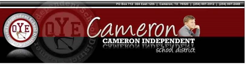 Cameron ISD